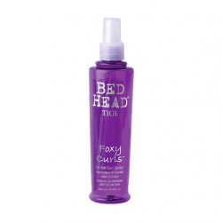 TIGI Foxy Curls High Definition Curl Spray200ml - PHP1,300.00Salon recommended product used to define curls, revitalize strands and increase volume. Ideal for all hair textures and designed to add volume and body.