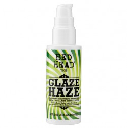 TIGI Glaze Haze60ml - PHP1,250.00Designed to coat each strand to fight humidity. Add into your daily styling routine before blow-drying to speed up drying time and add shine.